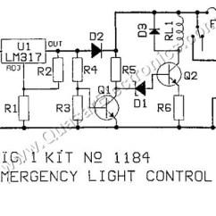 Battery Charge Controller Circuit Diagram 1991 Mustang Alternator Wiring Emergency Lighting | Smart Kit 1184