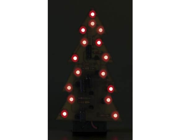 Electronic Christmas Tree MiniKit