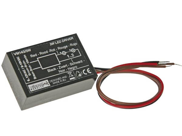 High Efficiency Led Driver Circuit Board 3w 28188mm Constant