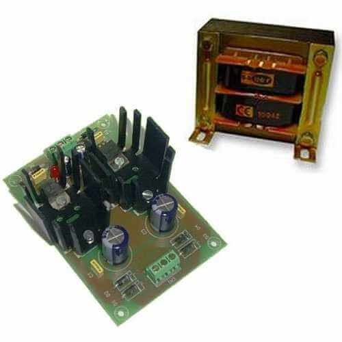 Amplifiers Thecircuit Is Powered By A Dual 15v Power Supply