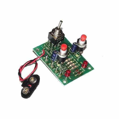 Solder Kit Blink Electronics Circuit Components Printed Circuit