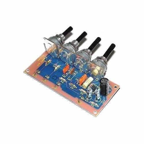 Dynamic Microphone Preamp Circuit Diagram Dynamic Microphone Preamp