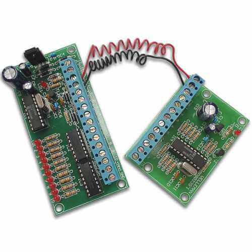 Velleman Vm160t 4channel Rf Remote Control Transmitter Quasar Uk