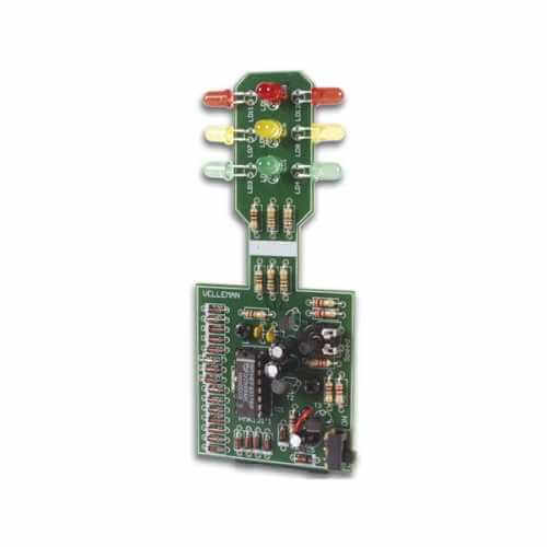 Miniature Traffic Light As Used On Fourway Junctions Realistic