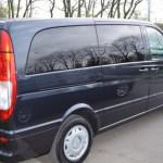 Minivan Mercedes Vito 8+1 seats -p2