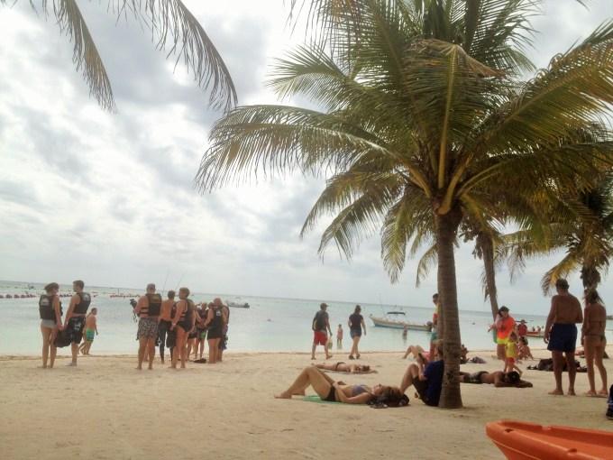 Praia de Akumal - Riviera Maya - México