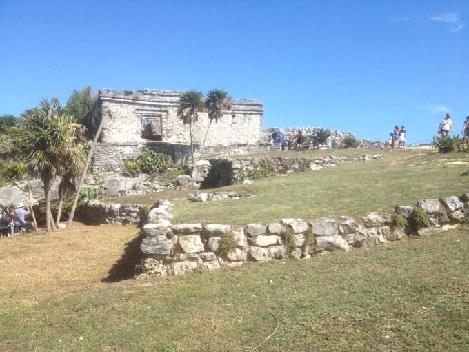 Sítio arqueológico de Tulum, no México