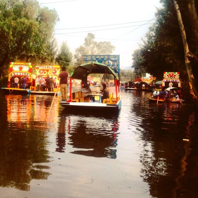 Conhecer Xochimilco, na Cidade do México