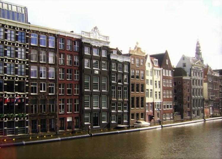 Hospedagem em Amsterdã - Holanda