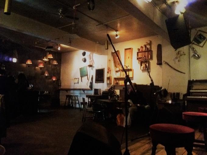 Jamboree - uma noite de Jazz em Londres