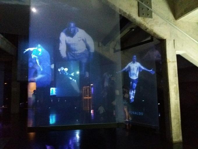 Como é a visita ao Museu do Futebol em São Paulo
