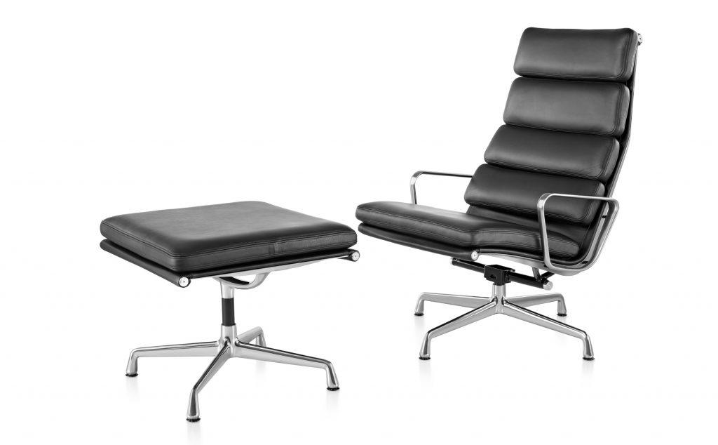 Herman Miller Chair Lounge Eames Soft Pad  Quasi Modo