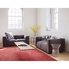 Modern Sofa Sets Toronto Set Cover Picture Barber Osgerby Compact Two Seater 3 Quasi Modo