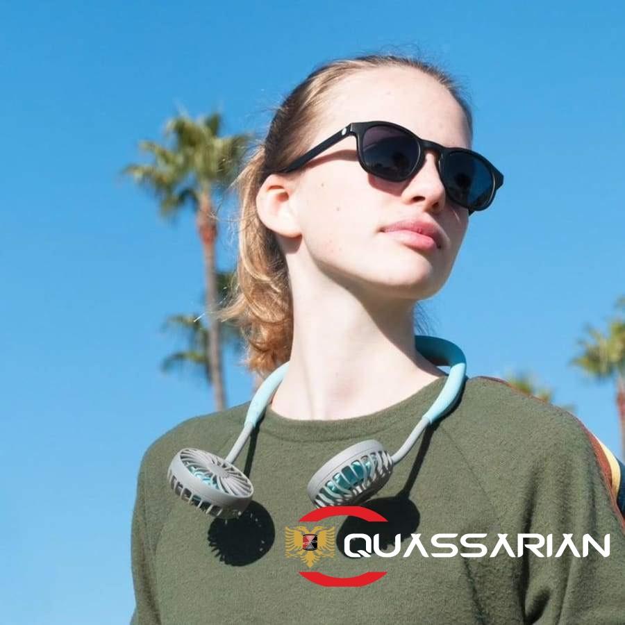 Quassarian Anti Sweat