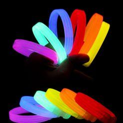 Vòng tay dạ quang phát sáng