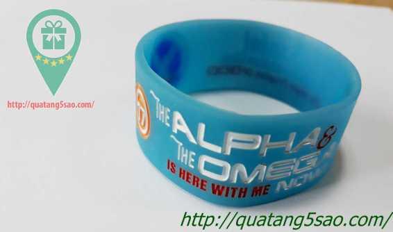 Vòng cao su của The Alpha & The Omega
