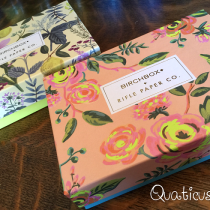 April 2016 Curated Birchbox and No-Sample-Choice Subscription Box