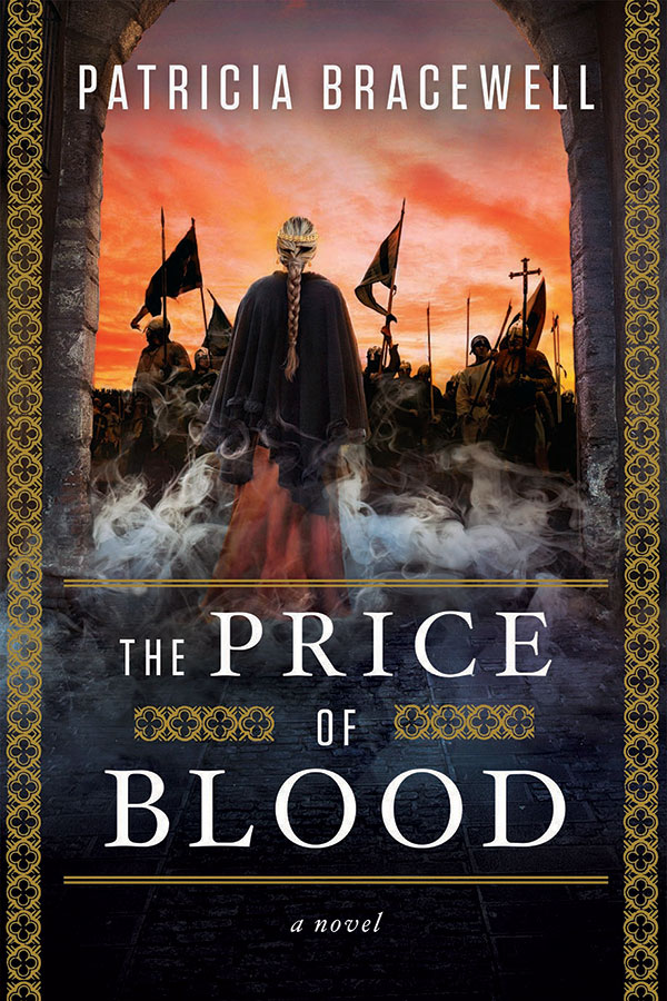The Price of Blood Book Cover