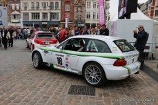 Départ 1e boucle rallye Le Béthunois 2015 (21)