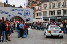 Départ 1e boucle rallye Le Béthunois 2015 (22)