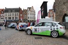 Départ 1e boucle rallye Le Béthunois 2015 (32)