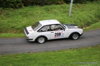 Rallye Le Béthunois - ES8 Le Turbeauté (17)