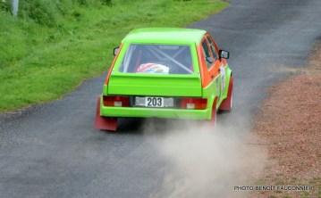 Rallye Le Béthunois - ES8 Le Turbeauté (3)