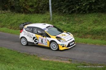 Rallye Le Béthunois - ES8 Le Turbeauté (39)