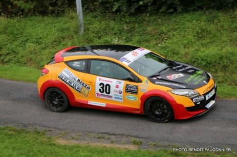Rallye Le Béthunois - ES8 Le Turbeauté (49)