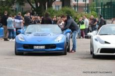 Rassemblement Neckbreakers Béthune - Chevrolet Corvette (2)