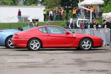 Rassemblement Neckbreakers Béthune - Ferrari 456 GT