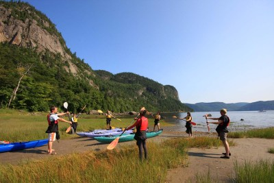Fjord du Saguenay - kayak de mer 5