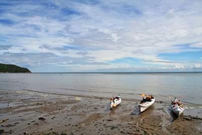 Kayak de mer Fjord du Saguenay 1