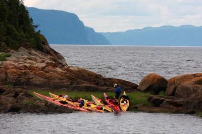 Kayak de mer Fjord du Saguenay 4