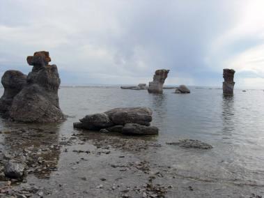 Kayak de mer Archipel Mingan 6