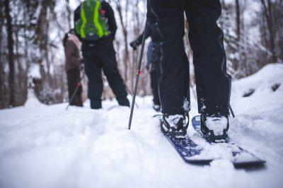 Ski-raquette Duchesnay 4