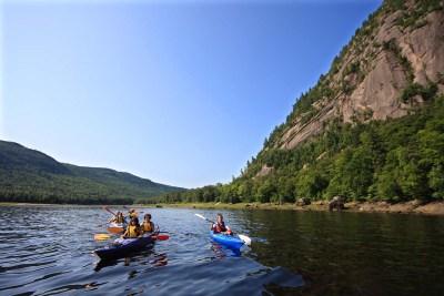 Fjord du Saguenay kayak de mer 2