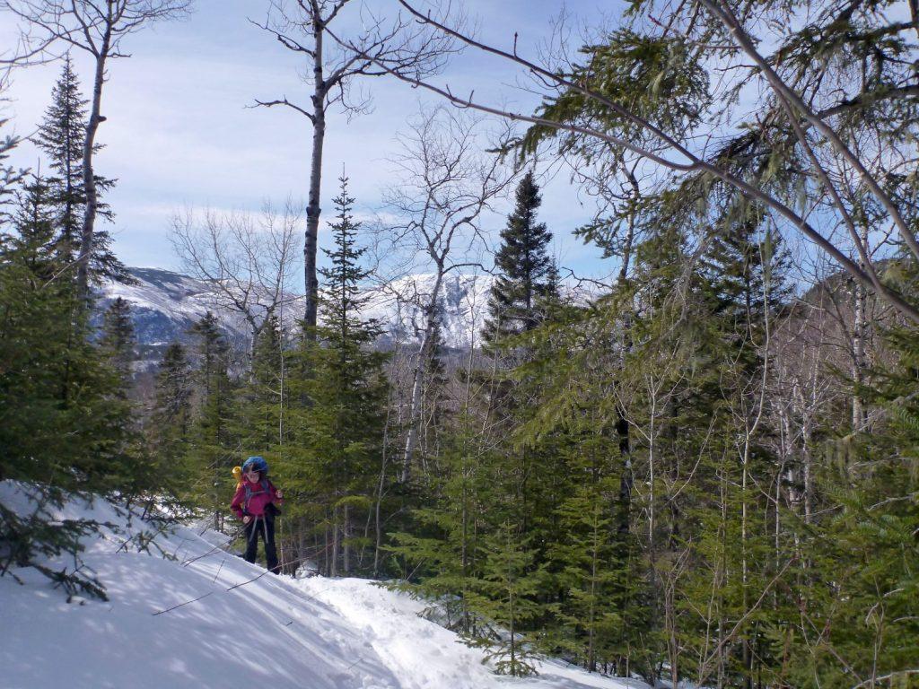 Ski de randonnée nordique Traversée de Charlevoix