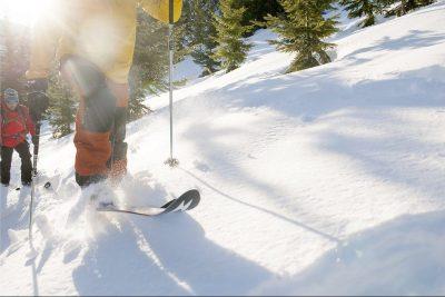 Ski nordique au parc national de la Jacques-Cartier 10
