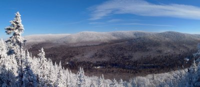 Ski-raquette Parc Massif Sud 7