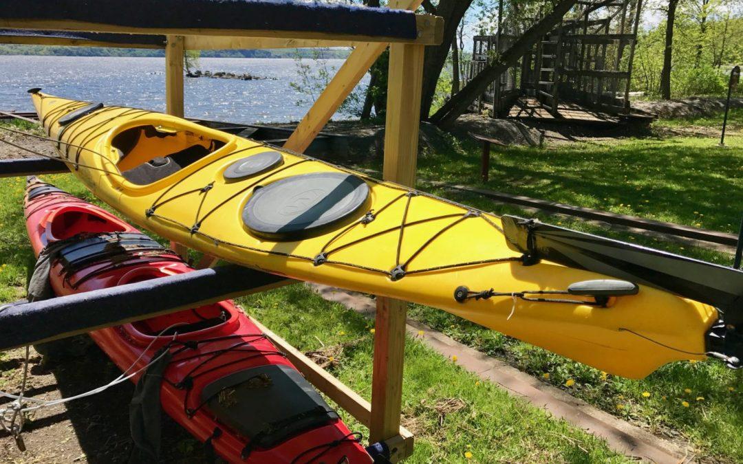 Kayaks à vendre