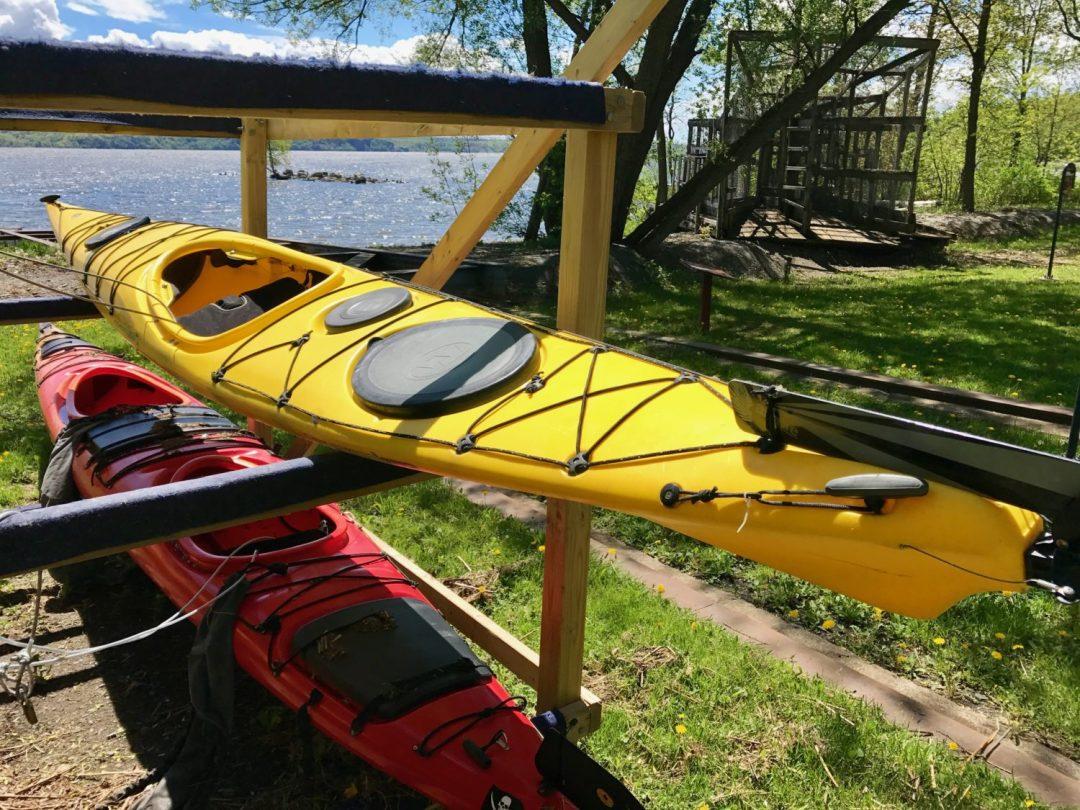 Kayak Wilderness Systems Tsunami 160