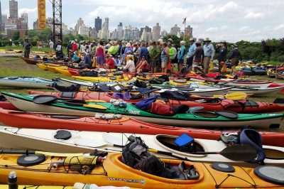 Manhattan Kayak Circumnavigation 04