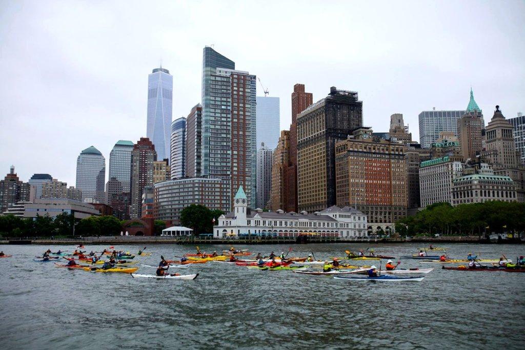 Manhattan Kayak Circumnavigation