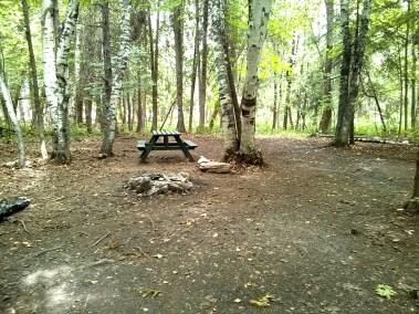 Camping Île d'Orléans - site9I