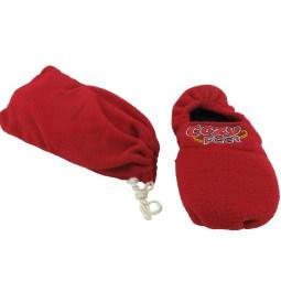 cozyfeet röd