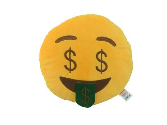 emojikudde pengar
