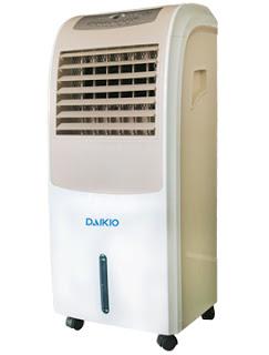 Quạt điều hòa Daikio DK-1300A gió mát dịu như gió sông