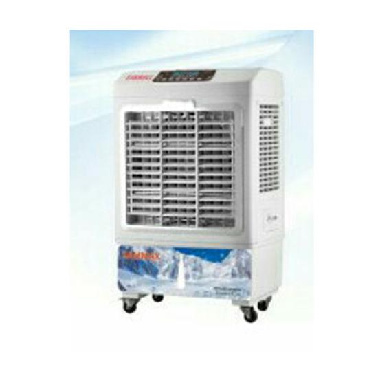Quạt điều hòa hơi nước Sammax SM-4500RC vừa tầm, công suất 130W