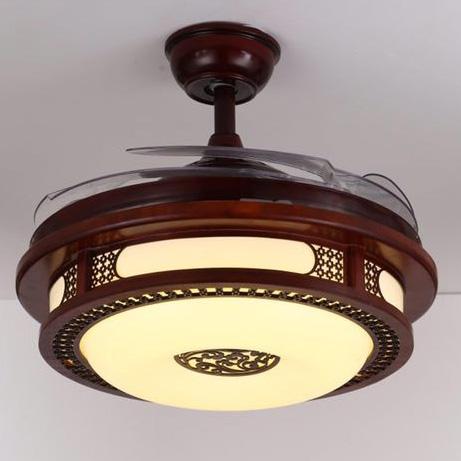 Quạt trần đèn Breezelux 8123